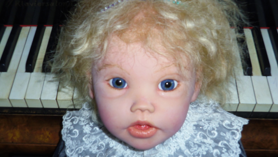 Lilly Mit Down Syndrom Lisas Puppenstube Reborns